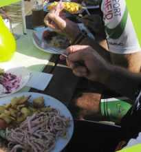 Worschtsalat